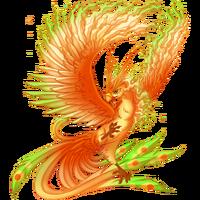 Vivid Dream Phoenix