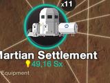 Martian Settlement
