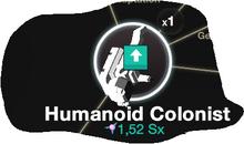 Humancolonist