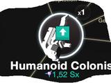 Humanoid Colonist