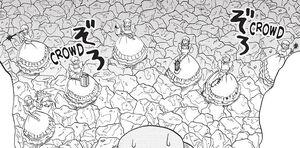 Macrophage Division manga