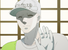 U-1110 anime