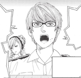 Helper T Cell (Manga)