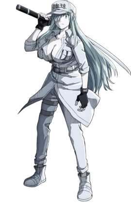 U-1196 - Anime