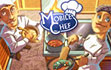 Mobile chef icon
