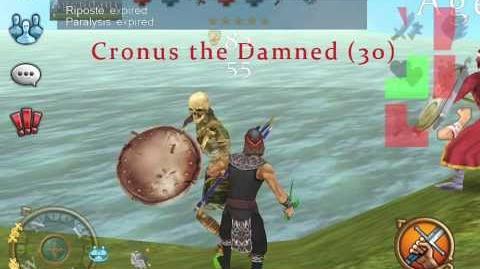 Celtic Heroes Cronus the Damned
