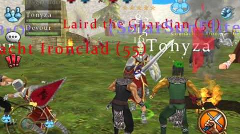 Celtic Heroes Laird the Guardian