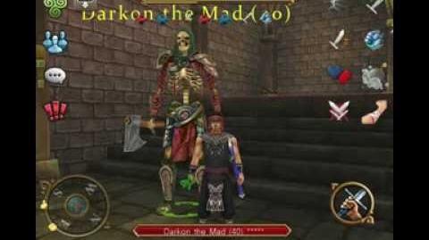 Celtic Heroes Darkon the Mad