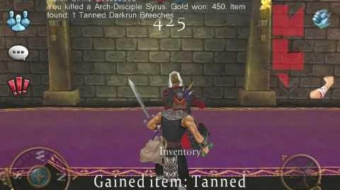 Celtic Heroes Arch-Disciple Syrus