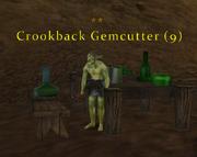 Crookback Gemcutter