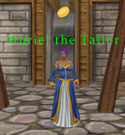 Muriel the Tailor