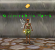 Sunbranch the Faerie