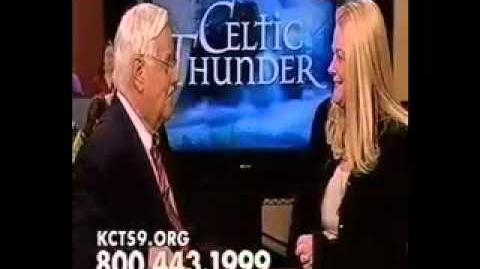 Celtic Thunder visit to KCTS Seattle PBS, May 31, 2008, 4 of 4