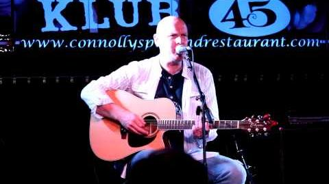 """George Donaldson @ Connolly's in NYC """"Ride On"""" .MOV"""