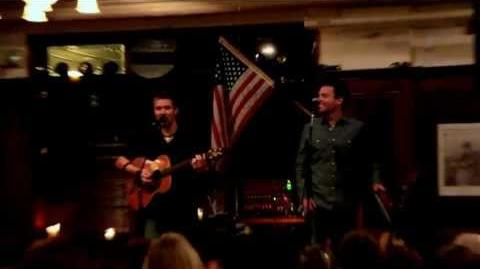 """Acoustic by Candlelight Neil Byrne and Ryan Kelly """"Whiskey in the Jar"""" and more"""