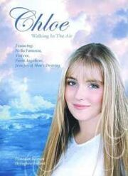 Chloë Walking In The Air DVD (front cover)