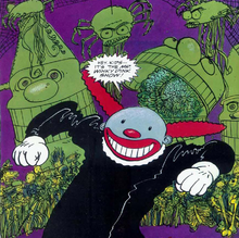Clown Pseudo Cenobite