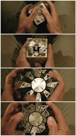 Puzzle Box Manipulation