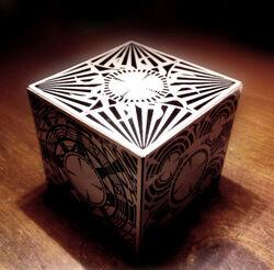 Albertus Magnus Puzzle Box