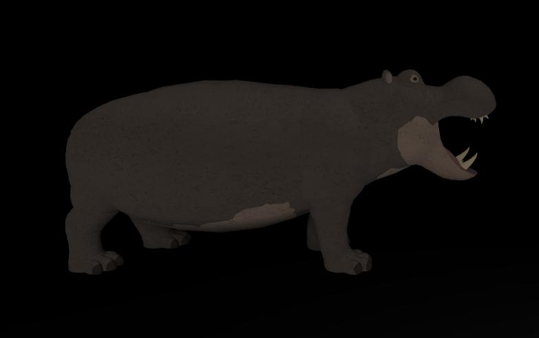 Hippopotamus Gorgops Cenozoic Survival Roblox Wiki - cenozoic survival roblox
