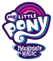 My Little Pony Friendship Is Magic - season 7 logo (English)