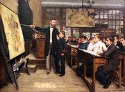 1887 Bettanier Der Schwarze Fleck anagoria