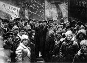 19191107-lenin second anniversary october revolution moscow