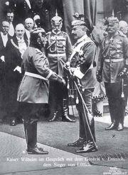 General Hans G. von Plessen