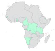 Colonial Africa German Comoros