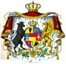 Grossherzogswappen Mecklenburg (Schwerin&Strelitz)