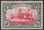 Karolinen-stamp