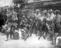 French soldiers-salonika-1915