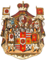 Wappen Deutsches Reich - Fürstentum Lippe