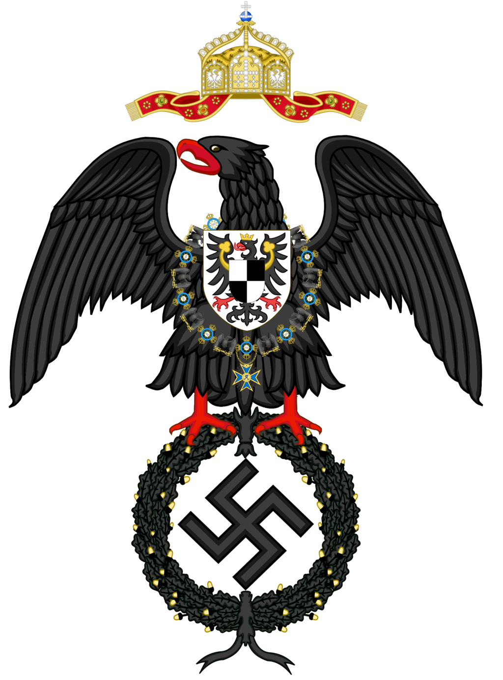 Image coa nazi imperial germany central victory by tiltschmaster coa nazi imperial germany central victory by tiltschmaster da6712fg biocorpaavc