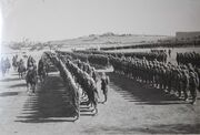 Ottoman soldiers WWI