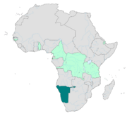 German South West Africa