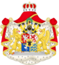 Coat of arms united baltic duchy napoleonic by tiltschmaster-d7jukdd.png