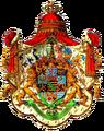 Wappen Deutsches Reich - Königreich Sachsen (Grosses) 1