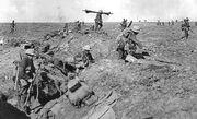 British infantry Morval 25 September 1916