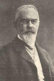 Heinrich Lammasch (1853–1920) by Isidor Harkányi