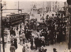 1914-06-29 - Aftermath of attacks against Serbs in Sarajevo