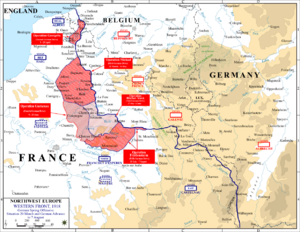 Western front 1918, Spring Offensive
