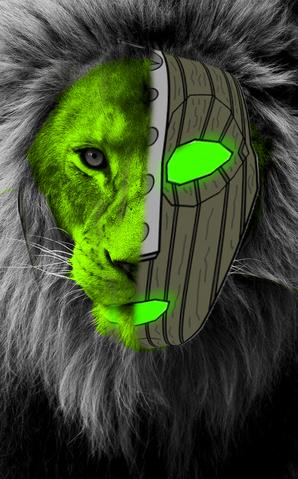 File:Lion half loki mask by lion1d5-datavzm.png