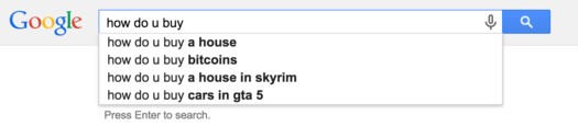 Search Suggest Sentence Structure 2
