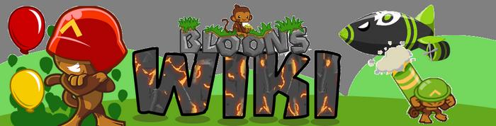 Bloons Wiki Logo de