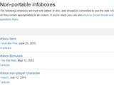 Infobox migration