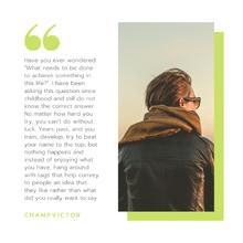 Turquoise Happy Summer Quote Instagram Post (2)