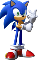 TSR Sonic the Hedgehog