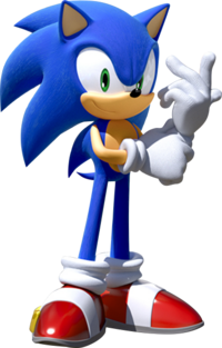 TSR Sonic the Hedgehog