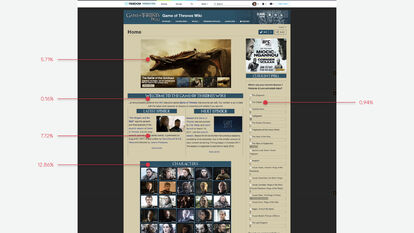 Game of Thrones Main Page 1